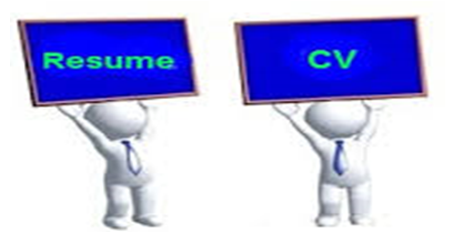 CV vs Resume by tutorialsinhand.com